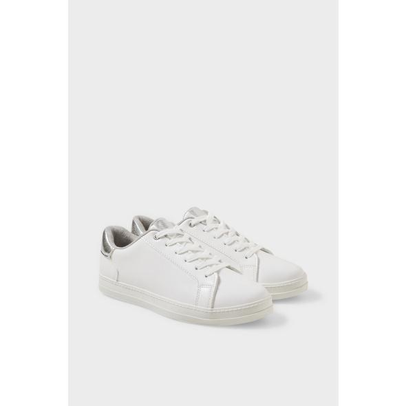 Sneaker - Lederimitat