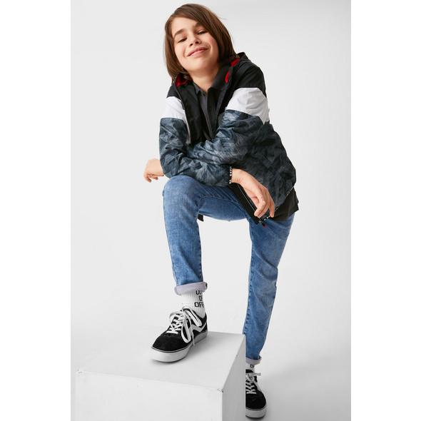Slim Jeans - Bio-Baumwolle
