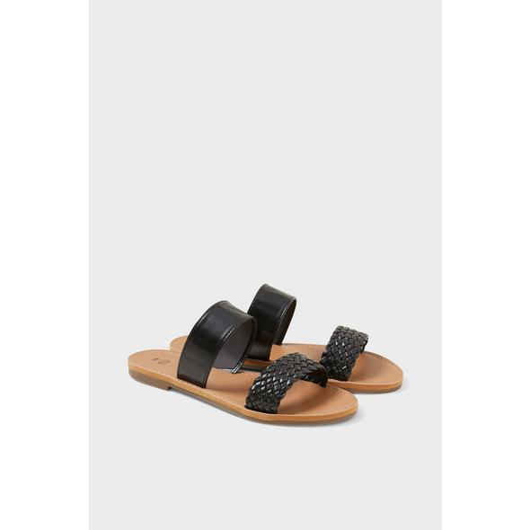 Sandalen - Lederimitat