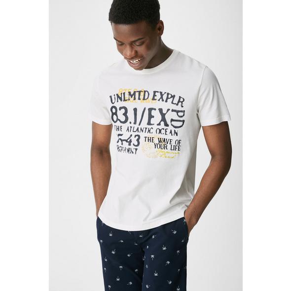 T-Shirt - Bio-Baumwolle