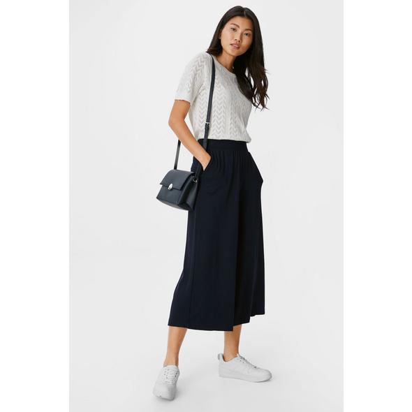 Basic-Culotte