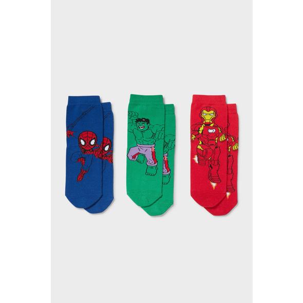 Marvel - Multipack 3er - Socken
