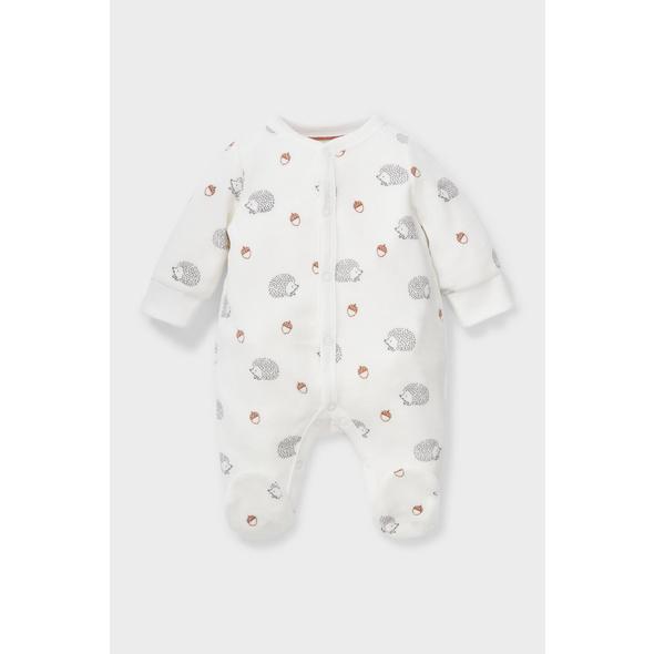 Baby-Schlafanzug - Bio-Baumwolle