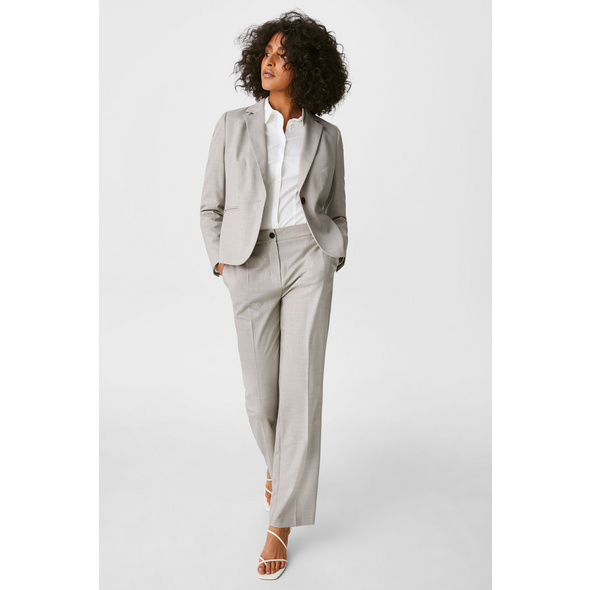 Businesshose - Classic Straight Fit