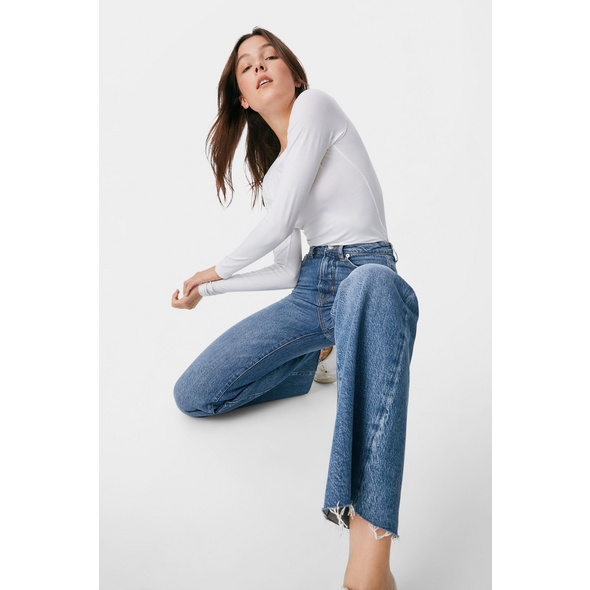 CLOCKHOUSE - Relaxed Jeans - recycelt
