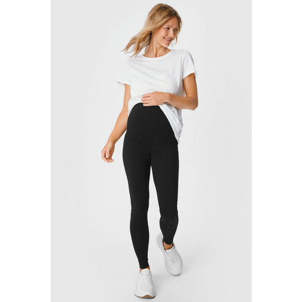 Umstands-Leggings - Bio-Baumwolle