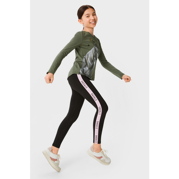 Set - Jogginghose und Leggings - 2 teilig