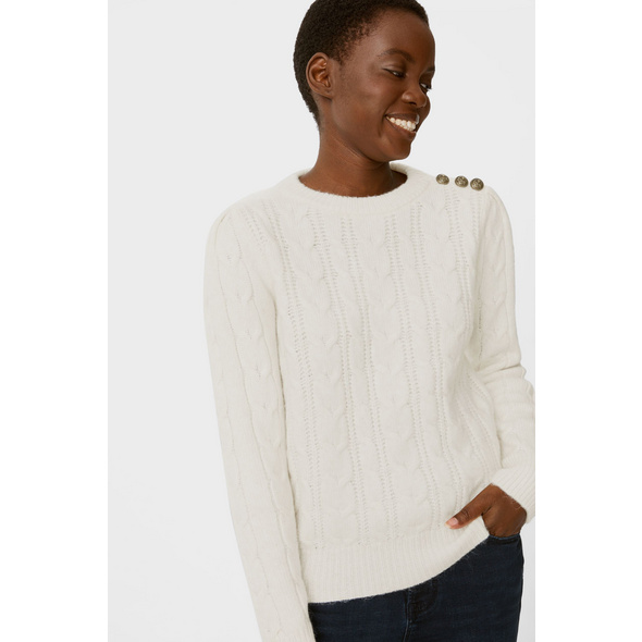 Pullover - recycelt