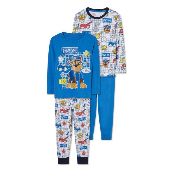 Multipack 2er - Paw Patrol - Pyjama - Bio-Baumwolle